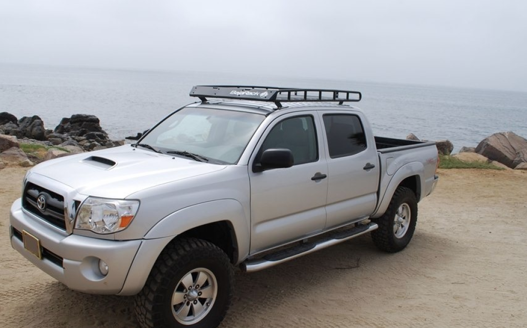 Toyota Tacoma Baja Rack Stock Original And Flat