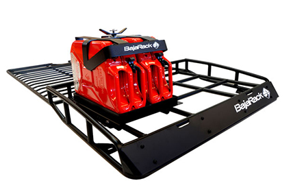 Baja Rack Accessories For Utility Racks