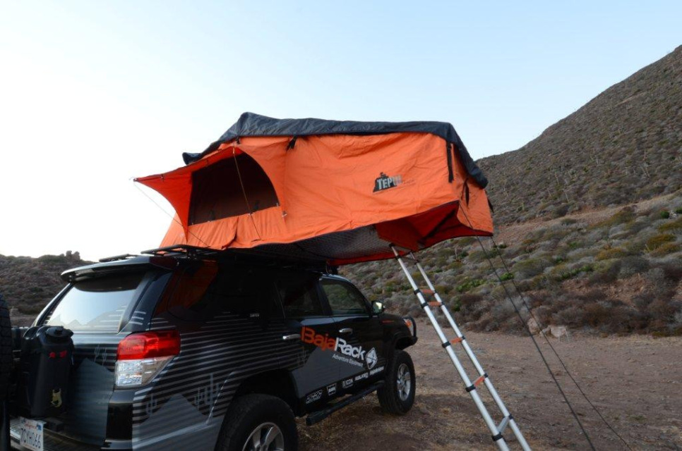 Tepui Tents Autana Sky Ruggedized Series Roof Top Tents