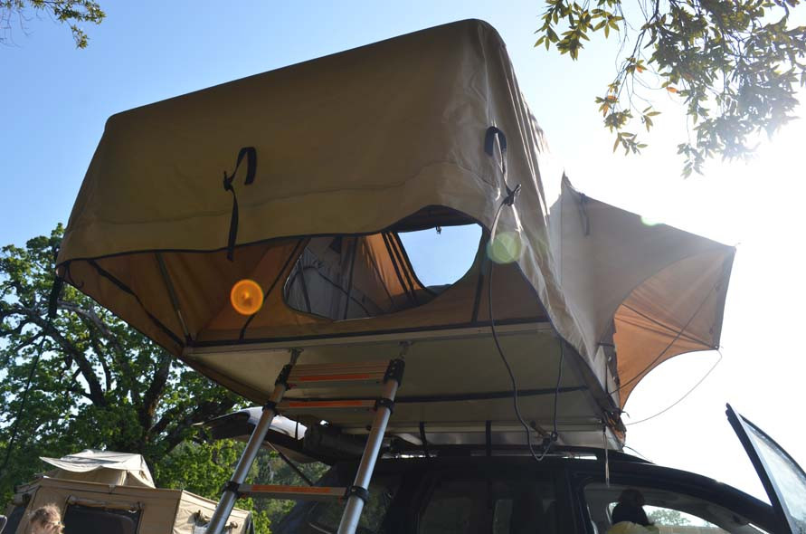 Tepui Tents Autana Sky Series Roof Top Tents