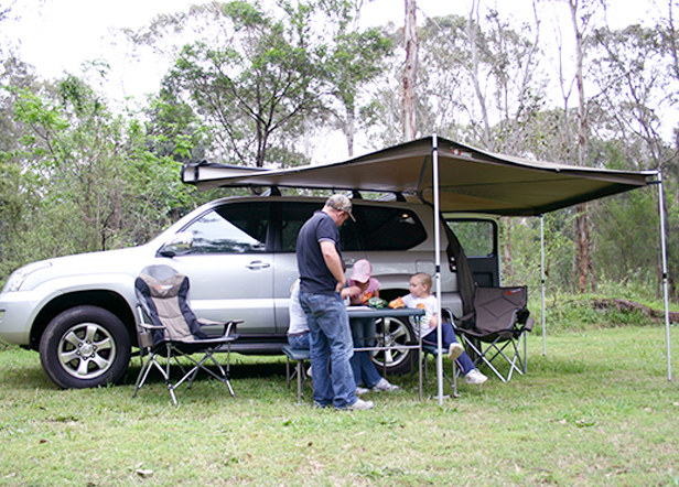 Oz Tent Fox Wing Awning
