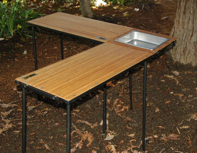 Tembotusk Camp Table System