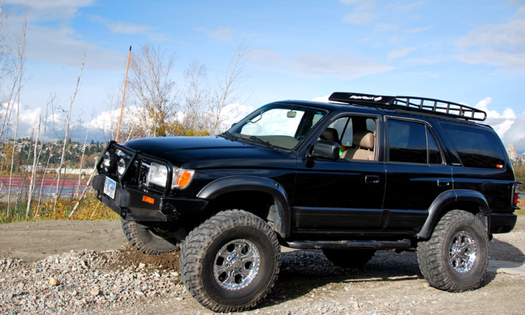 4runner 3rd Gen 96-02 Baja Rack Roof Racks