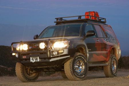 Arb Deluxe Bar Toyota 4runner 2003 05 3421530
