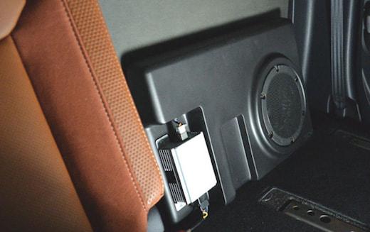 Oem Audio Plus Tundra Jbl Enhancement